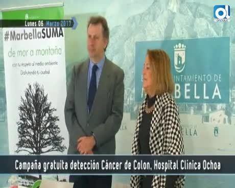 Temporada 3 Número 233 / 06/03/2017 Campaña prevencion cancer colon