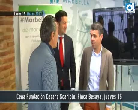 Temporada 3 Número 251 / 13/03/2017 Cena fundacion scariolo