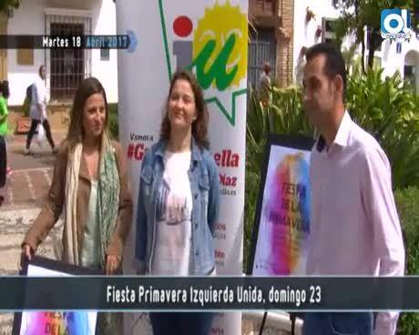 Temporada 3 Número 351 / 18/04/2017 Fiesta primavera IU