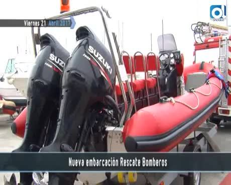 Temporada 3 Número 365 / 21/04/2017 Nueva embarcacion bomberos