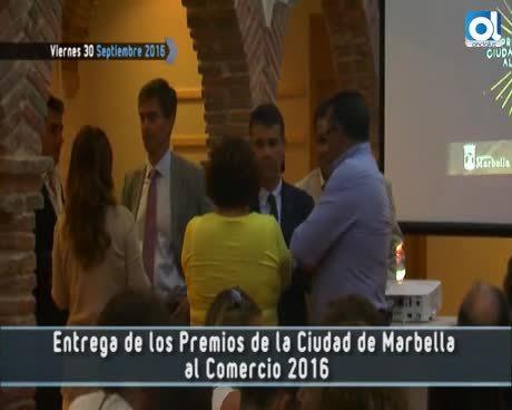 Temporada 3 Número 38 / 30/09/2016 Premios Comercio