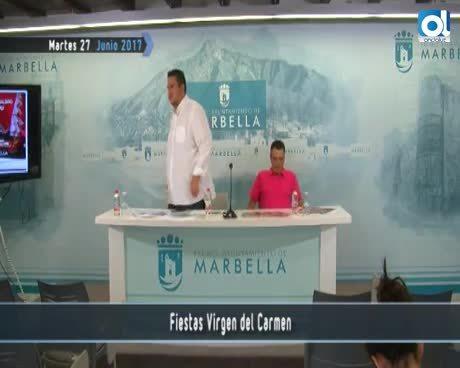 Temporada 3 Número 550 / 27/06/2017 Virgen del Carmen