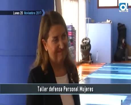 Temporada 4 Número 272 / 20/11/2017 Taller defensa personal