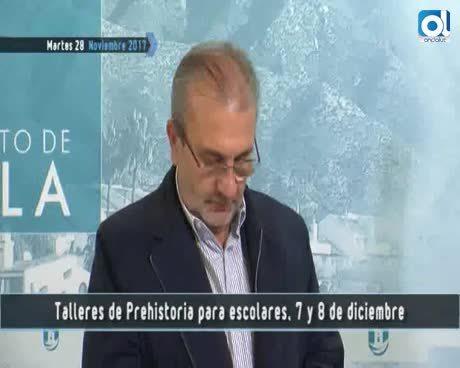 Temporada 4 Número 299 / 28/11/2017 Talleres Cilniana