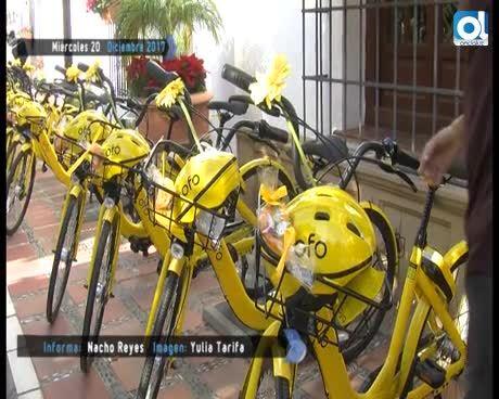 Temporada 4 Número 365 / 20/12/2017 Bicicletas Compartidas OFO