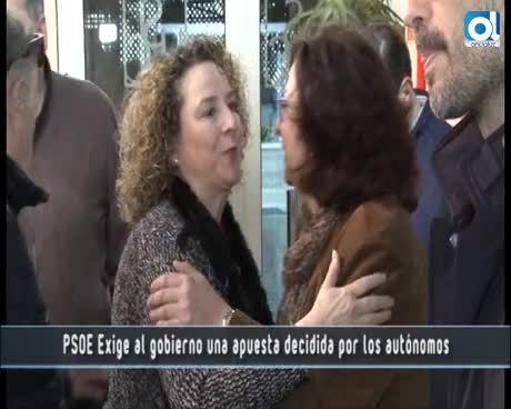 Temporada 4 Número 434 / 19/02/2018 PSOE exige apoyo al autonomo