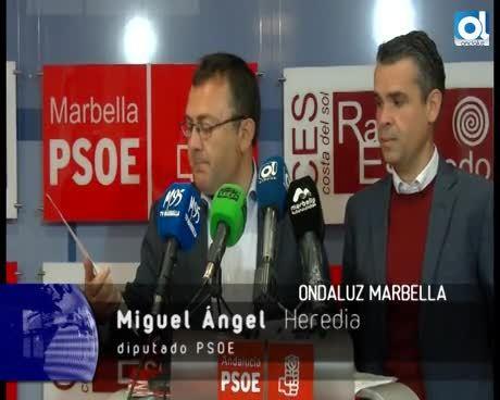 Temporada 4 Número 460 / 05/03/2018 falta de dinero en los PGE para Marbella