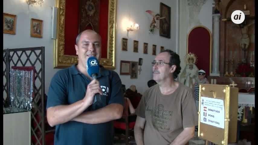 Temporada 4 Número 894 / 25/07/2018 Dia Santiago, capilla Cristo del Amor