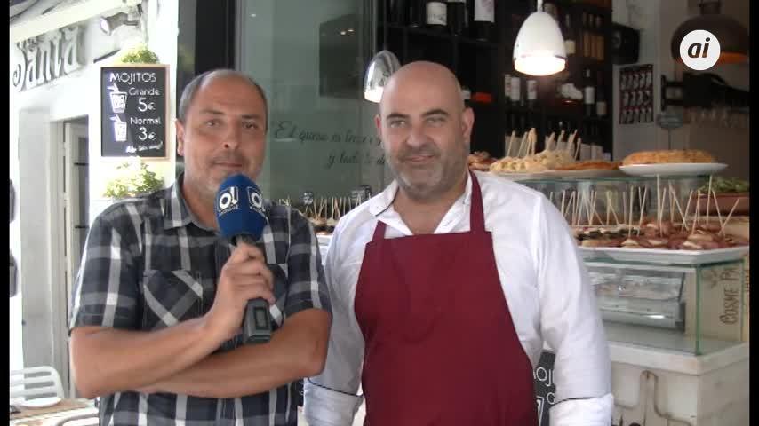 Temporada 4 Número 917 / 03/08/2018 Restaurante La Santa Entrevista Juan Vargas