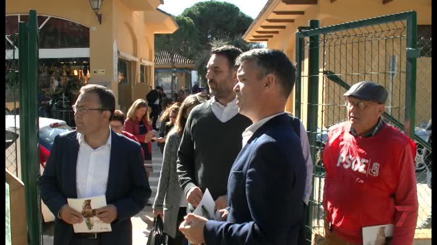 Temporada 5 Número 132 / 09/11/2018 PSOE reparto campaña las chapa