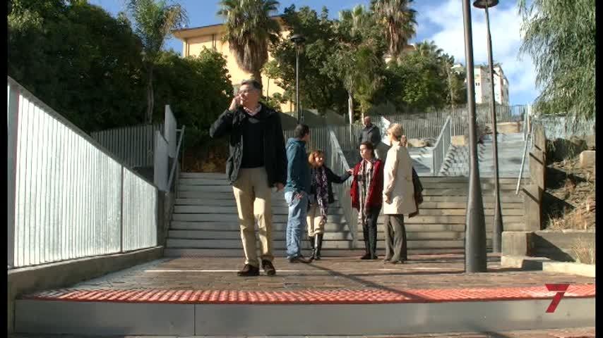 Temporada 5 Número 166 / 20/11/2018 escalera Bulevar Pablo Ráez