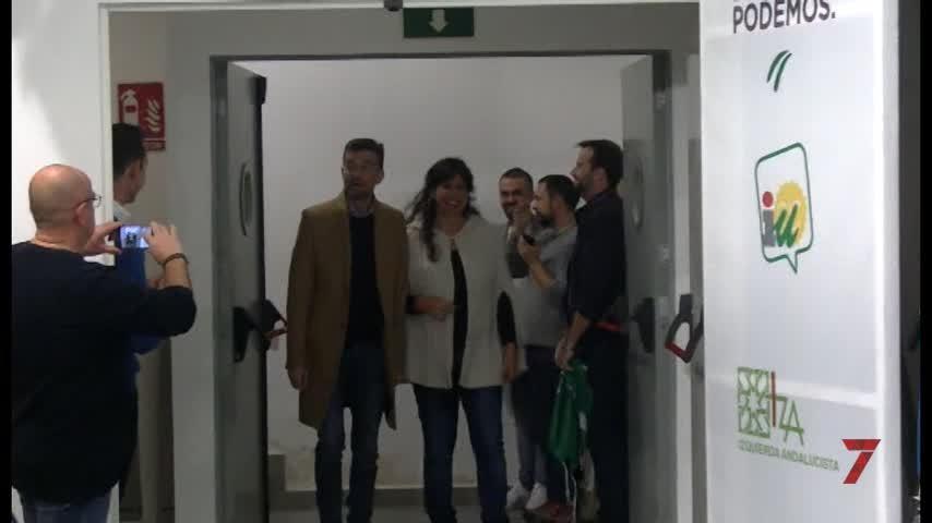 Temporada 5 Número 171 / 21/11/2018 Campaña Adelante Andalucia Teresa Rodríguez