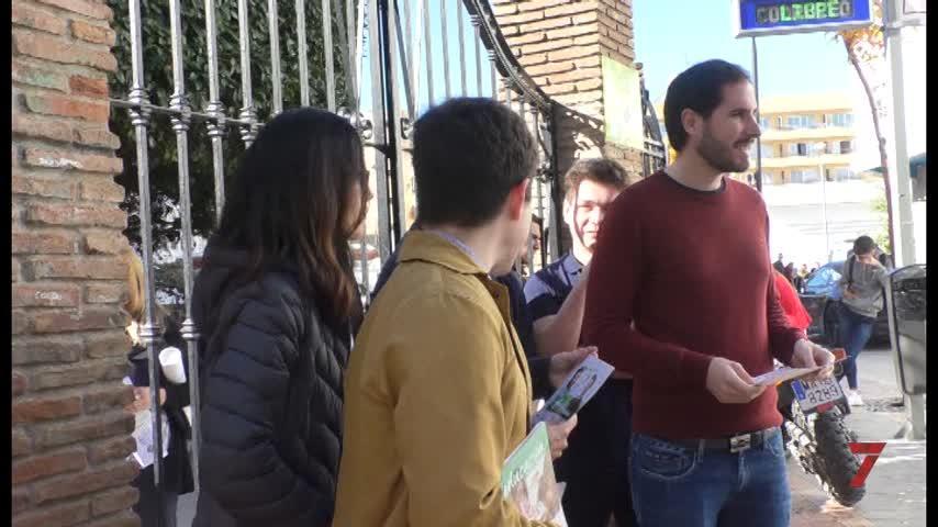 Temporada 5 Número 192 / 27/11/2018 Campaña estudiantes PSOE