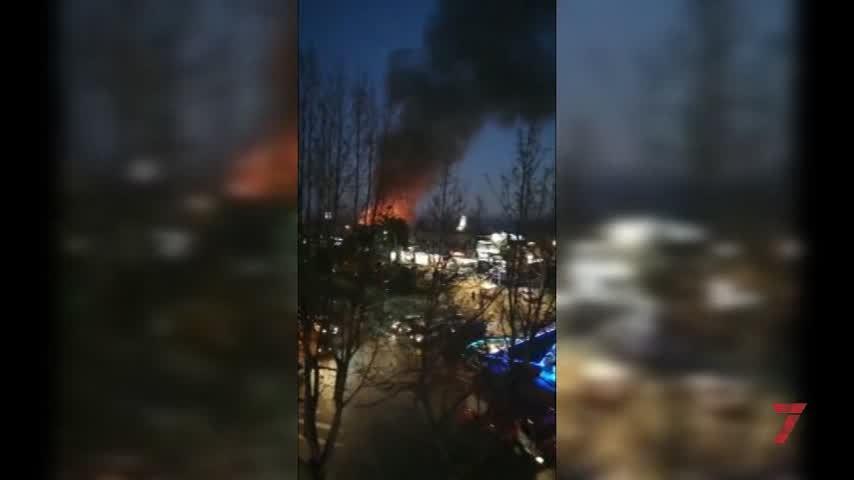 Temporada 5 Número 264 / 12/02/2019 Incendio Playa Padre Marbella
