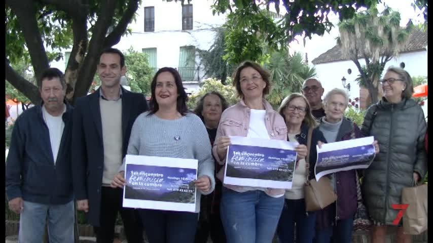 Temporada 5 Número 331 / 06/03/2019 Marbella Feminista Bandera en Juanar