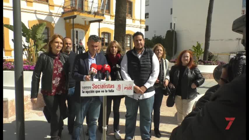 Temporada 5 Número 382 / 21/03/2019 Moción PSOE nombre Plaza San Pedro Manuel López