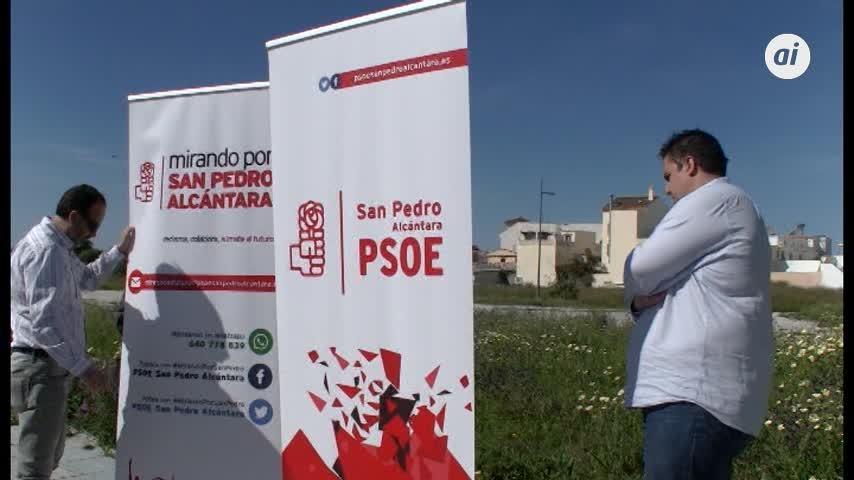 Temporada 5 Número 4 / 17/09/2018 PSOE falta plazas escolares San Pedro
