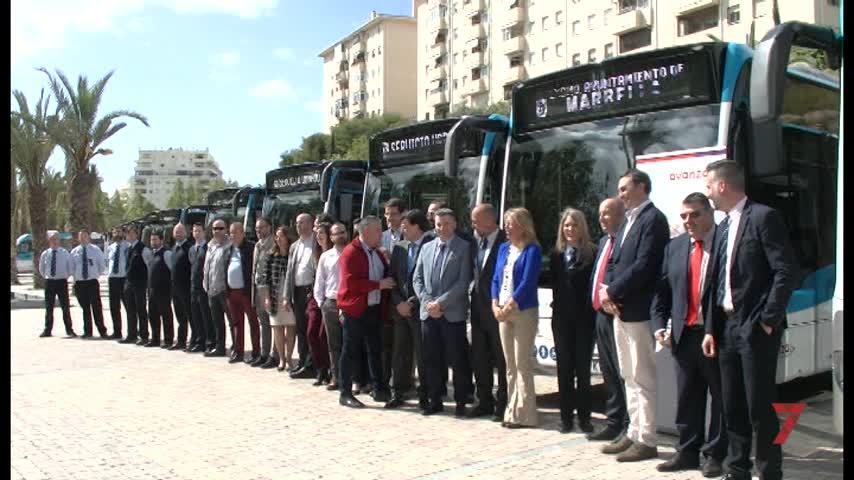 Temporada 5 Número 439 / 09/04/2019 Nuevos Autobuses Urbanos Avanza