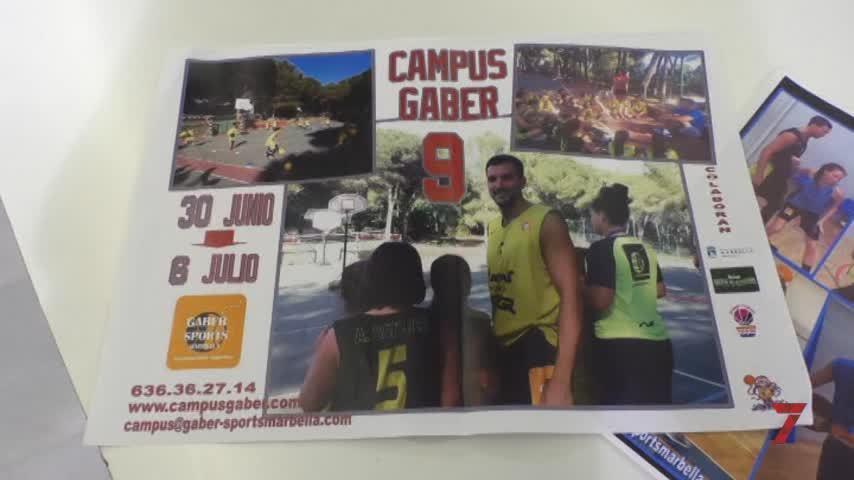 Temporada 5 Número 523 / 14/05/2019 Presentación Campus Gaber