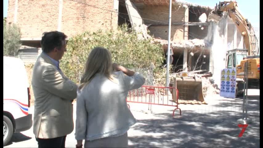 Temporada 5 Número 574 / 30/05/2019 demolición Edificio Plaza Toros parada