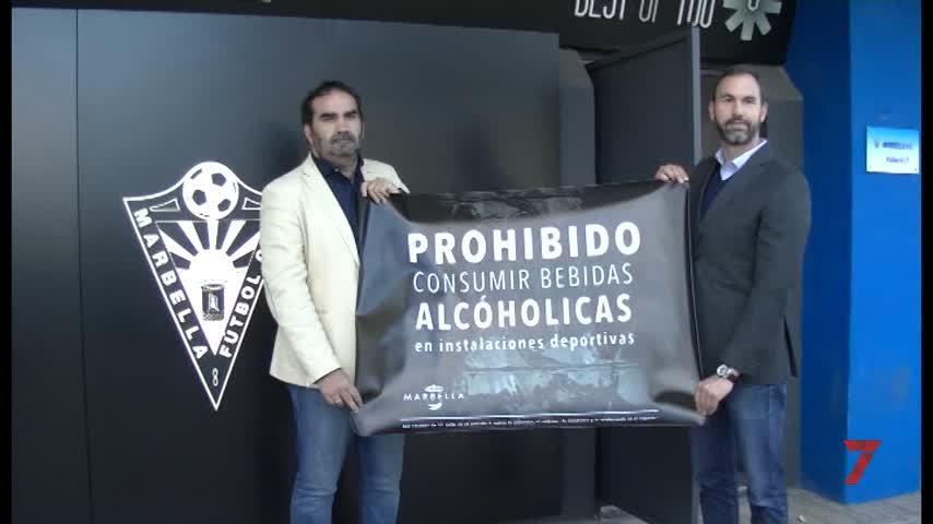Temporada 6 Número 155 / 12/12/2019 Prohibición beber alcohol en instalaciones deportivas
