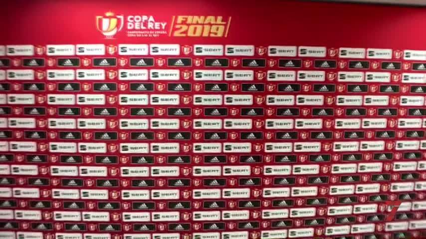 Temporada 1 Número 113 / 24/05/2019 Todo preparado para la Final de la Copa del Rey en Sevilla