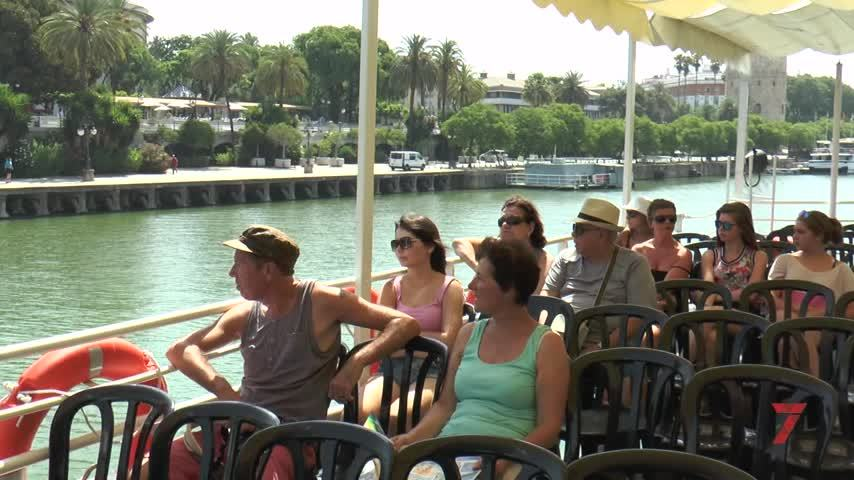 Temporada 1 Número 6 / Conflicto taxi, Turismo, cruceros Guadalquivir