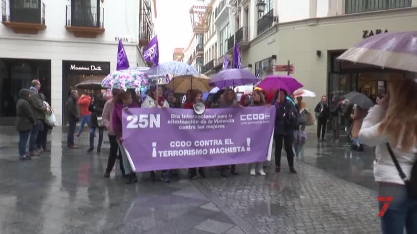 Temporada 2 Número 205 / 25/11/2019 Cómo vive Sevilla el 25N