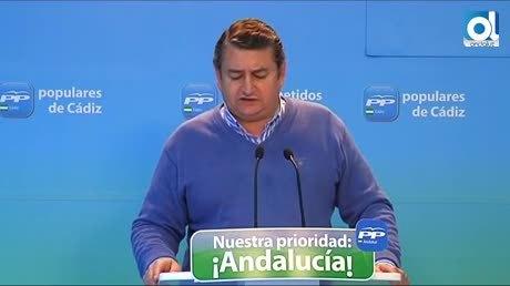 Temporada 1 Número 309 / 20/02/2015 Antonio Sanz, delegado Gobierno