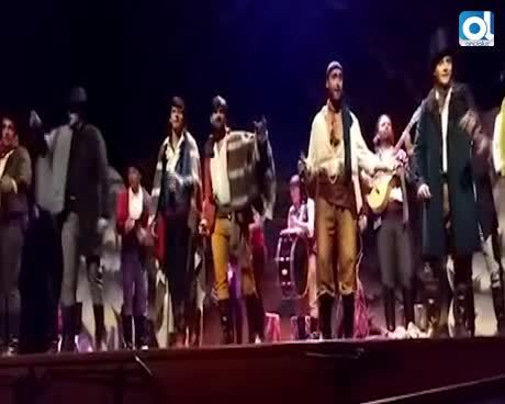 Temporada 1 Número 302 / 11/02/2015 Bandoleros auditorio
