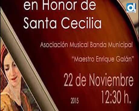 Temporada 2 Número 477 / 19/11/2015 Concierto Santa Cecilia