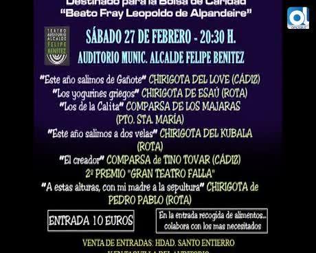 Temporada 2 Número 812 / 12/02/2016 Festival Benéfico Carnavalesco