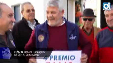 Temporada 2 Número 226 / 22/12/2015 4º Premio en Jerez