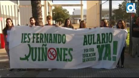 Temporada 2 Número 63 / 01/10/2015 Manifestación IES Quiñones