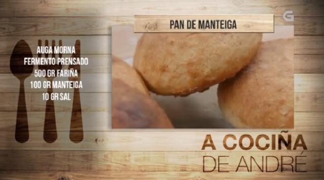 Pan de manteiga - 08/06/2018 11:00