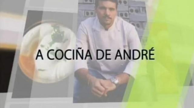Salmón ao forno con ensalada de lentellas, agróns e noces - 02/10/2014 10:30