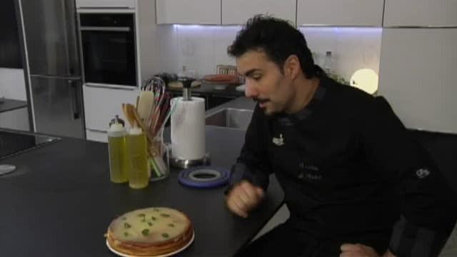 Torta de queixo con leite condensado - 23/08/2017 10:30