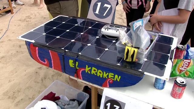 A enerxía solar, protagonista en Baiona dunha regata e dunha carreira de coches - 22/06/2019 13:55