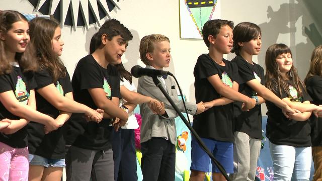 O proxecto educativo LOVA consegue unir aos alumnos creando unha ópera musical - 22/06/2019 13:46