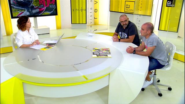 Ricardo Alonso veu falar da nova edición do festival Castelo Rock - 12/07/2019 12:00