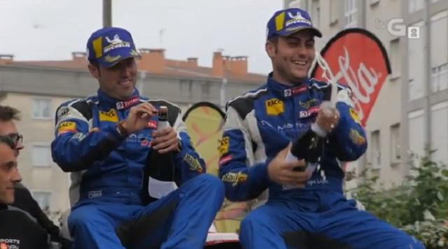 Campionato de España de rallyes de asfalto: IL Rally de Ferrol - 28/07/2018 21:00