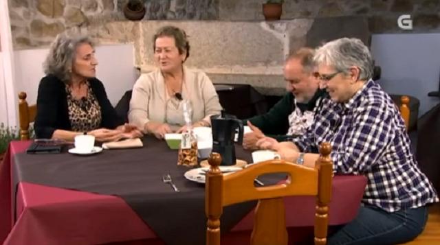 Banesa e Lucía, Arturo, e Moisés - 03/07/2017 23:45