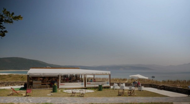 A pé de praia: Calma Chica en Fisterra, o Corsario no Grove, e Chiringuito Abrela no Vicedo - 03/10/2018 00:10