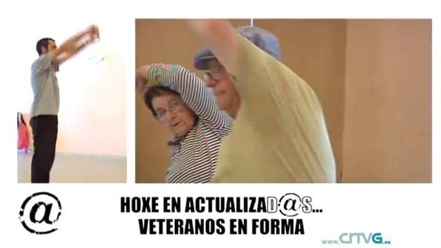 """Capítulo 45: """"Veteráns en forma"""" - 09/10/2011 23:00"""