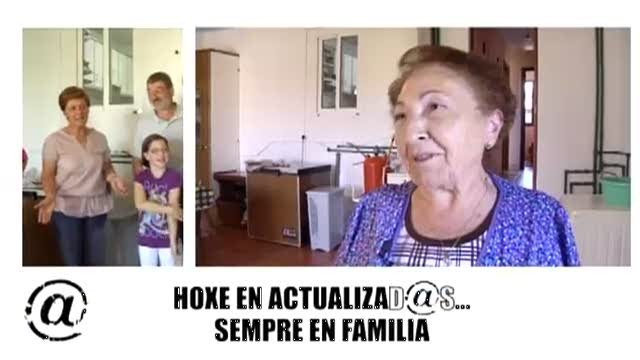 """Capítulo 50: """"Sempre en familia"""" - 13/11/2011 23:00"""