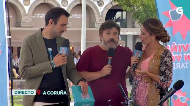 Desde A Coruña - 07/08/2019 17:30