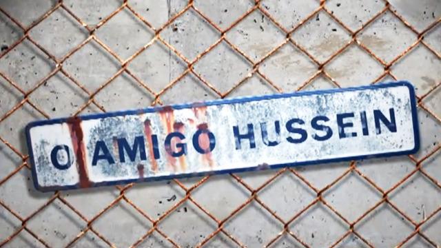 O amigo Hussein - 28/02/2008 00:00
