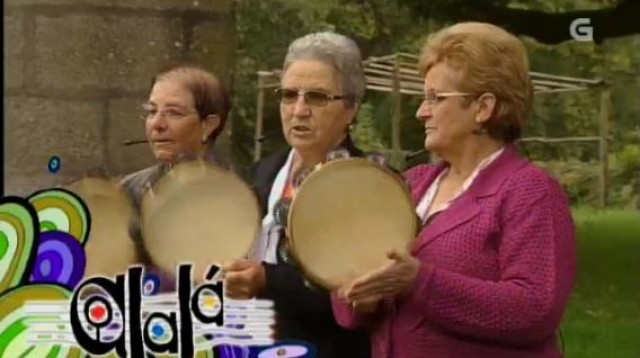 Pandereteiras de Muíño, Zas - 18/08/2013 22:05