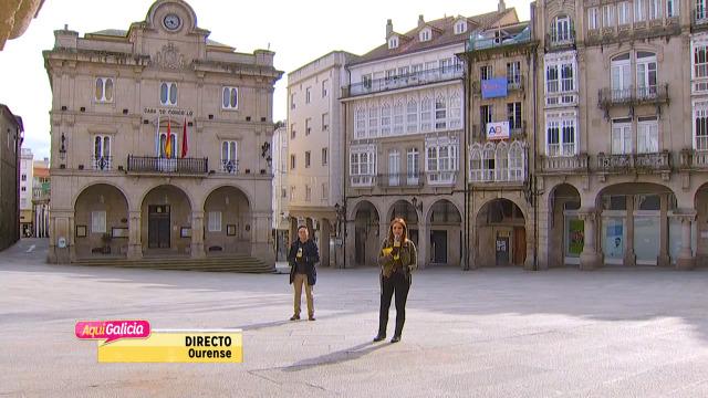 Desde Ourense, Pontevedra, Ferrol e Lugo - 21/03/2020 15:45