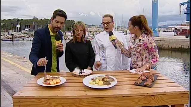 Festa da Raia e dos Produtos do Mar de Portonovo - 28/04/2018 16:30